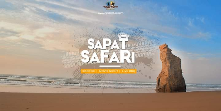 Unexplored Sapat Beach- Perfect Destination for Peace and Fun!